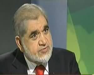 Jirga (Akram Sheikh Exclusive Interview) – 30th November 2013