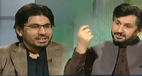 Jirga (Arsalan Iftikhar Exclusive Interveiw with Saleem Safi) – 6th July 2014