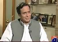 Jirga (Chaudhry Pervez Elahi Exclusive Interview) – 19th October 2015