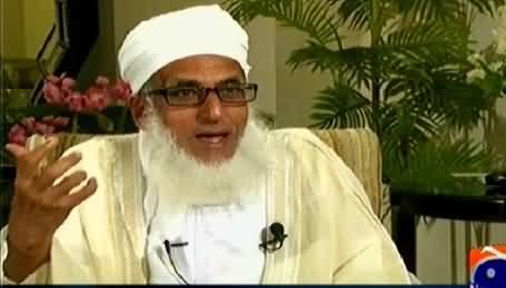 Jirga (Grand Mufti of Oman: Sheikh Ahmad bin Hamad Al-Khalili) – 1st May 2015