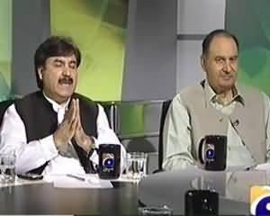 Jirga on Geo News - 17th August 2013 (Dehshat Gardi....Kis Ko Kya Karna Chahye.???)