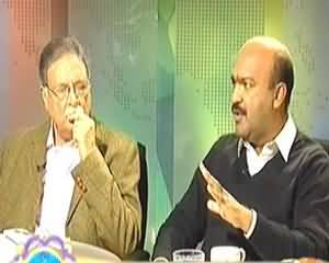 Jirga Part-2 (Pervez Musharraf Ne Kis Kis Ko Imtehan Mein Daal Diya?) – 18th January 2014