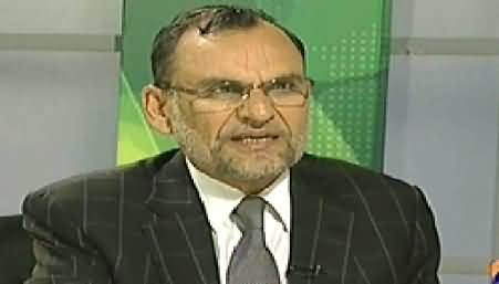 Jirga REPEAT (Azam Khan Swati Exclusive Interview with Saleem Safi) – 17 May 2014