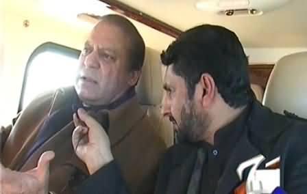 Jirga Special (Prime Minister Nawaz Sharif in Swat with Saleem Safi) – 16th January 2014
