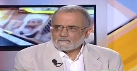 Jirga With Saleem Safi (Ahmad Rasheed Analyst) - 3rd July 2016
