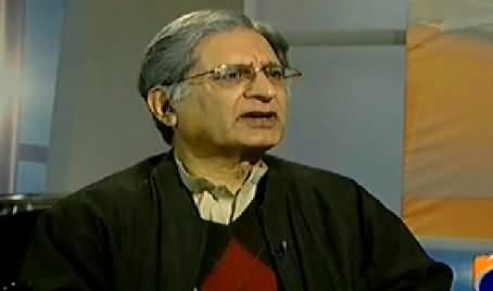 Jirga with Saleem Safi (Aitzaz Ahsan Exclusive Interview) – 3rd January 2015