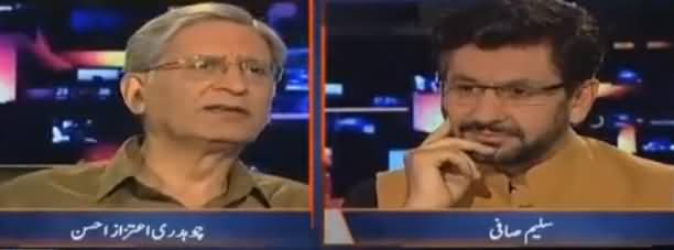 Jirga With Saleem Safi (Aitzaz Ahsan Interview) - 1st September 2018
