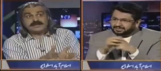 Jirga With Saleem Safi (Ali Amin Gandapur Interview) - 9th November 2016