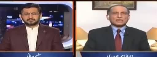 Jirga with Saleem Safi (American Allegations on Pakistan) - 7th January 2018