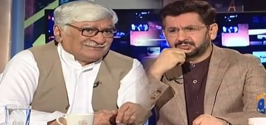 Jirga With Saleem Safi (Asfandyar Wali Khan Exclusive Interview) - 16-September-2017