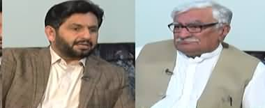 Jirga With Saleem Safi (Asfandyar Wali Khan Interview) - 14th March 2020