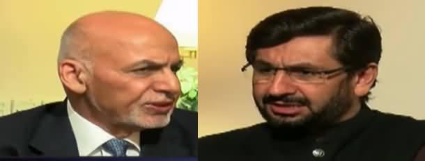 Jirga With Saleem Safi (Ashraf Ghani Special Interview) - 30th June 2019