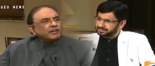 Jirga with Saleem Safi (Asif Zardari Exclusive Interview) – 28th April 2018