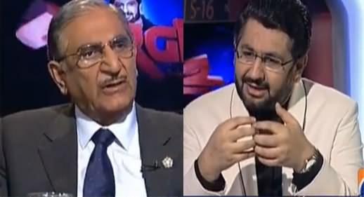 Jirga (Atomic Bomb Kia Hota Hai, Kitni Tabahi Hoti Hai) - 24th September 2016