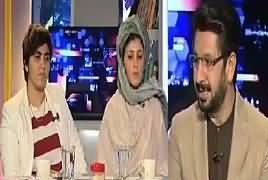 Jirga With Saleem Safi (Ayesha Gulala And Her Sister) – 19th August 2017