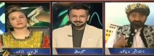 Jirga with Saleem Safi (Azadi Ke Rang) - 13th August 2017