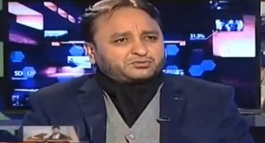 Jirga With Saleem Safi (CM Gilgit Baltistan) - 14th January 2017