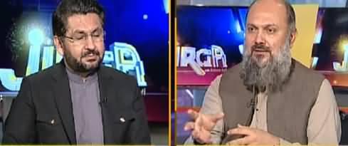 Jirga With Saleem Safi (CM Jam Kamal Khan Interview) - 17th October 2021
