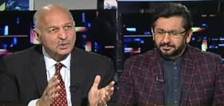 Jirga With Saleem Safi (CPEC, America Aur China Aamne Saamne) - 24th November 2019