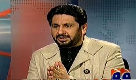 Jirga with Saleem Safi (Discussion on Current Issues) - 18th January 2015