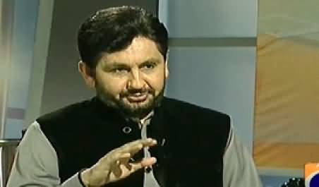 Jirga with Saleem Safi (Discussion on Current Situation of Pakistan) – 30th November 2014