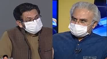 Jirga With Saleem Safi (Dr. Zafar Mirza Exclusive Interview) - 20th June 2020