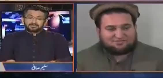 Jirga with Saleem Safi (Ehsanullah Ehsan Interview, Kyun? Kaise?) - 29th April 2017