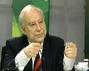 Jirga with Saleem Safi (Exclusive Interview of Akbar S. Ahmed) – 15th February 2014