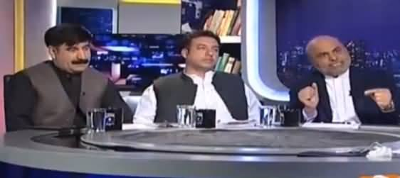 Jirga With Saleem Safi (FATA Ka KPK Mein Adghaam) - 20th November 2016
