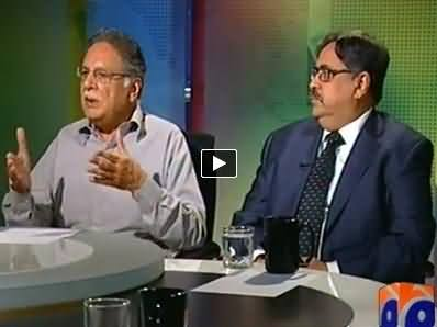 Jirga with Saleem Safi (Fauj Aur Hakumat Ke Tauluqat) – 26th April 2014