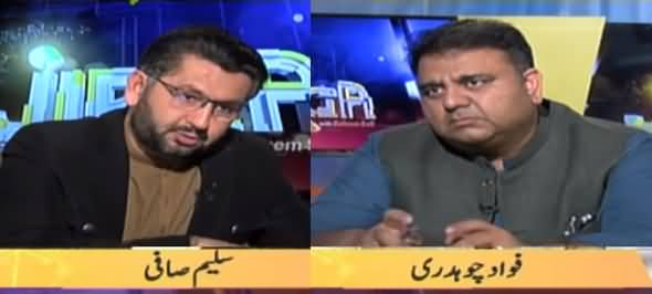 Jirga With Saleem Safi (Fawad Chaudhry's Exclusive Interview) - 26th September 2021