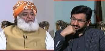Jirga With Saleem Safi (Fazlur Rehman Exclusive Interview) - 10th November 2019