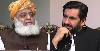 Jirga With Saleem Safi (Fazlur Rehman Exclusive Interview) - 17th November 2019