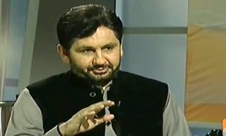 Jirga with Saleem Safi (First Time Saleem Safi As Guest) - 29th November 2014