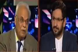 Jirga With Saleem Safi (Former Foreign Secretary Riaz Mohammad Khan) – 8th April 2018