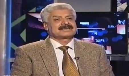 Jirga With Saleem Safi (General (R) Abdul Qadir Baloch Interview) - 27th November 2016