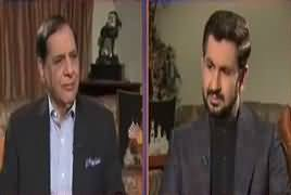 Jirga With Saleem Safi (General (R) Ehsan ul Haq Exclusive) – 1st October 2017