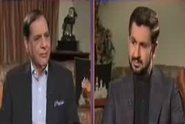 Jirga With Saleem Safi (General (R) Ehsan ul Haq Exclusive) – 1st October 2017