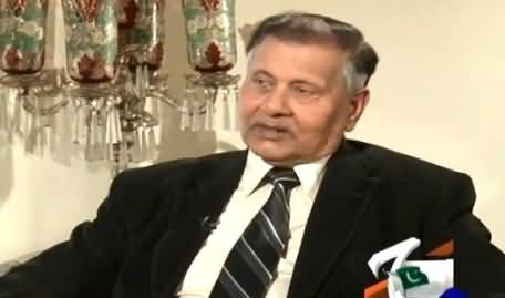 Jirga with Saleem Safi (General (R) Mirza Aslam Baig Exclusive Interview) – 13th April 2015