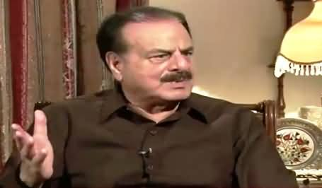 Jirga With Saleem Safi (Genral (R) Hameed Gul Exclusive Interview) – 29th June 2015