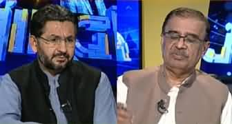 Jirga With Saleem Safi (Guest: Shah Muhammad Shah) - 12th September 2020