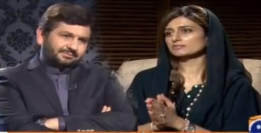 Jirga With Saleem Safi (Hina Rabbani Khar Interview) - 26th June 2016