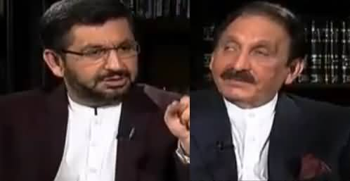 Jirga with Saleem Safi (Iftikhar Chaudhry Exclusive Interview) - 10th March 2018