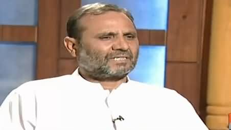 Jirga with Saleem Safi (Javed Naseem (PTI's Expelled MPA) Exclusive Interview) – 8th June 2015
