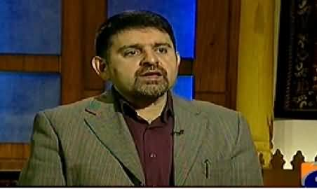 Jirga with Saleem Safi (Kamran Bokhari Exclusive Interview) – 8th February 2015