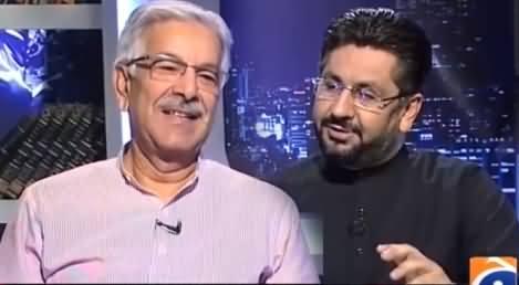 Jirga with Saleem Safi (Khawaja Asif Exclusive Interview) - 17th September 2016