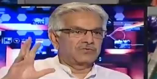 Jirga with Saleem Safi (Khawaja Asif Exclusive Interview) - 23rd April 2017