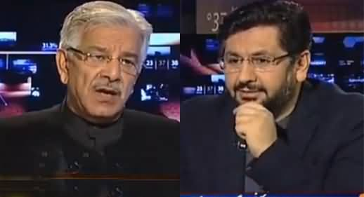 Jirga With Saleem Safi (Khawaja Asif Exclusive Interview) - 26th November 2016