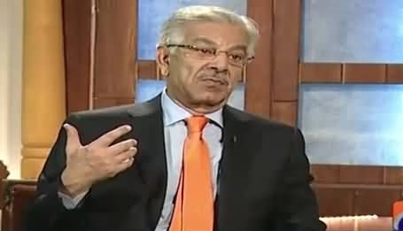 Jirga with Saleem Safi (Khawaja Asif Exclusive Interview) – 31st August 2015