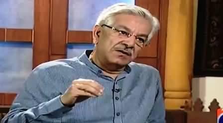 Jirga with Saleem Safi (Khawaja Asif Exclusive Interview) – 6th July 2015